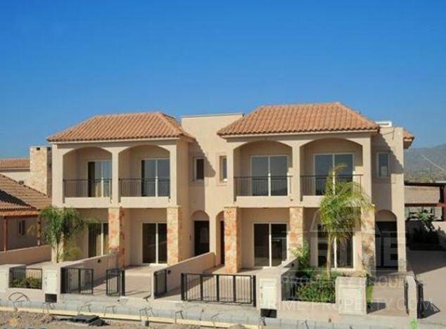 Garden Apartment in Limassol (Moni) for sale