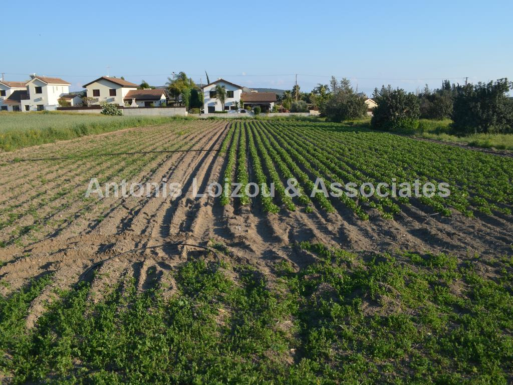 Land in Limassol (Moni) for sale