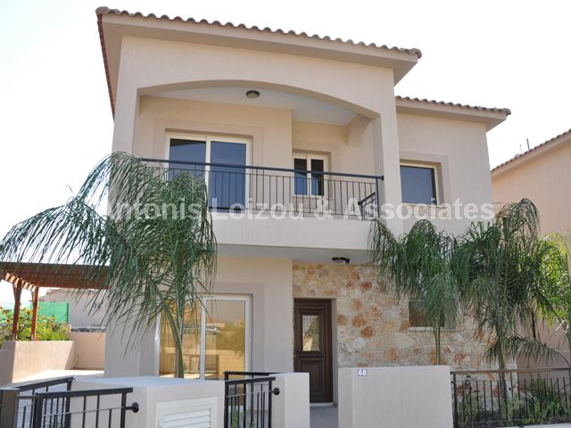 Detached House in Limassol (Moni) for sale