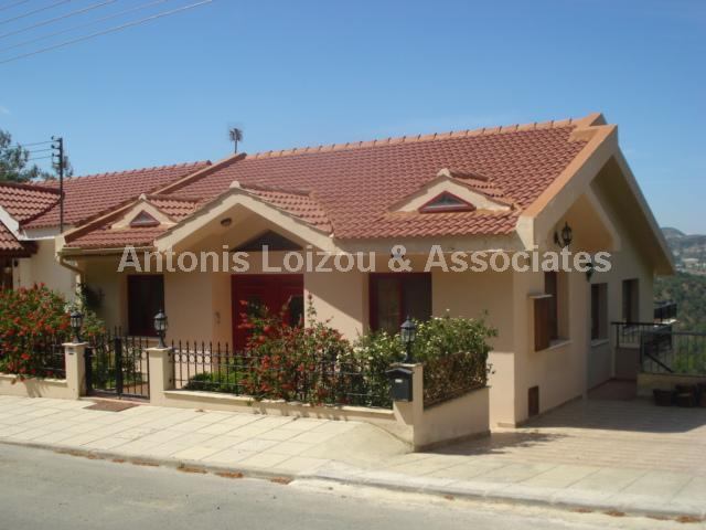 Semi House in Limassol (Moniatis) for sale