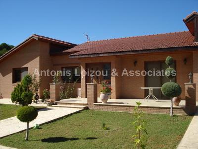 Bungalow in Limassol (Moniatis) for sale