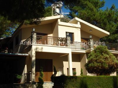 Detached House in Limassol (Moniatis) for sale