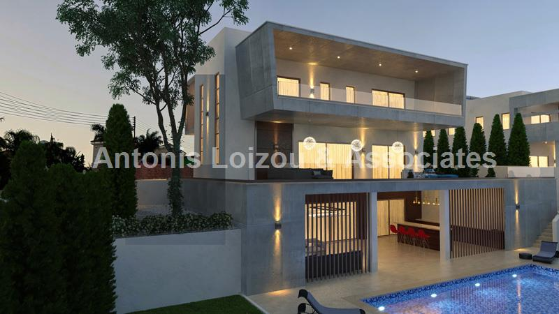 Exclusive Villas in Moutagiaka with Amazing Views properties for sale in cyprus