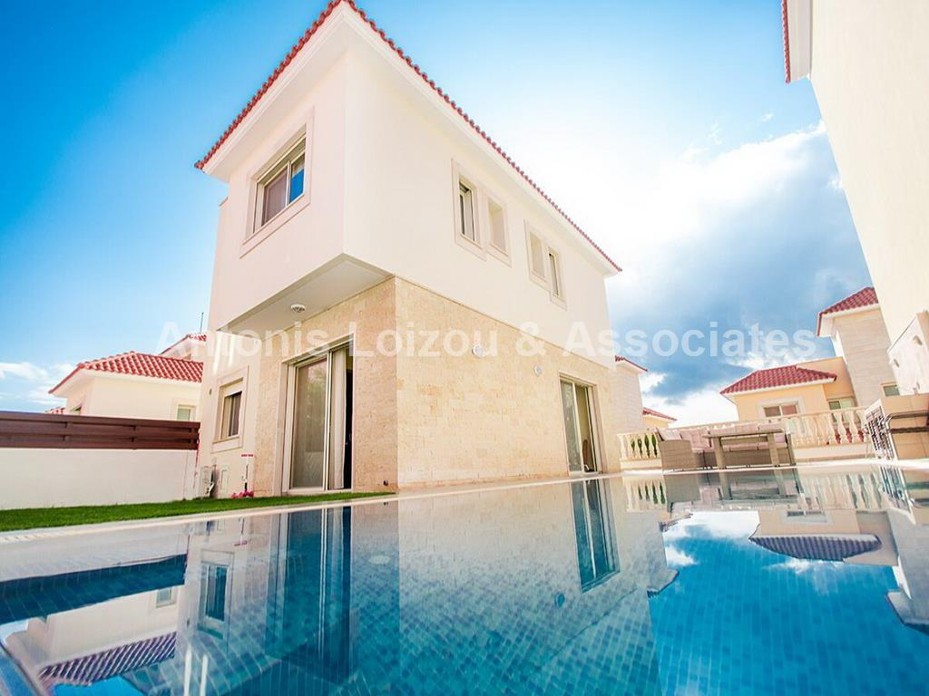 Detached House in Limassol (Moutagiaka) for sale