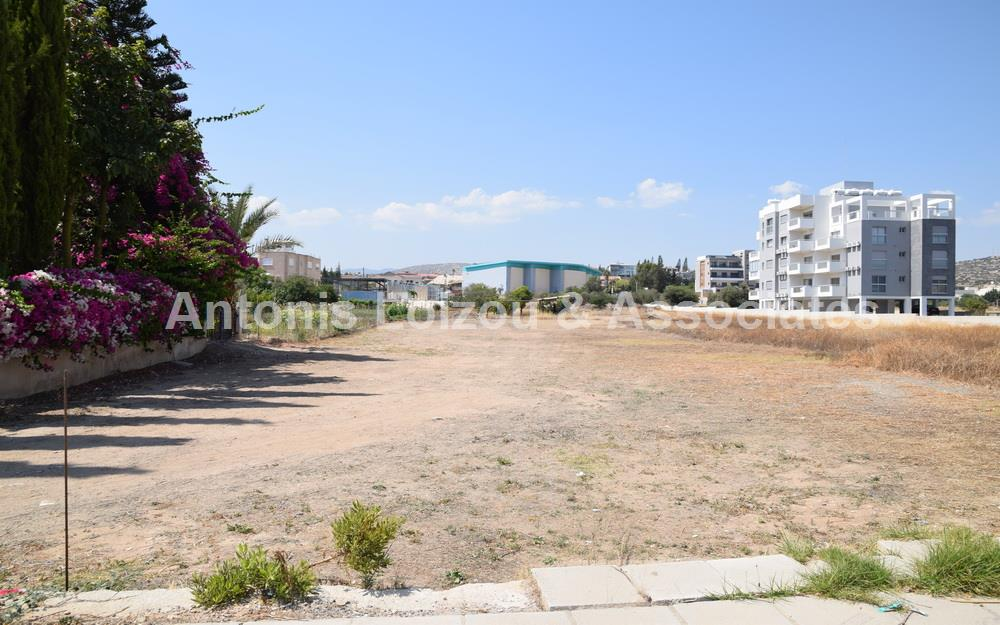 Land in Limassol (Moutagiaka) for sale