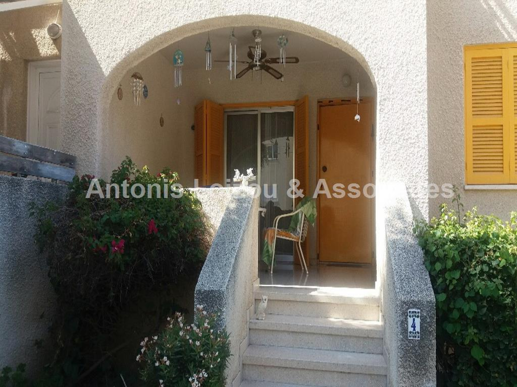 Ground Floor apa in Limassol (Moutagiaka) for sale