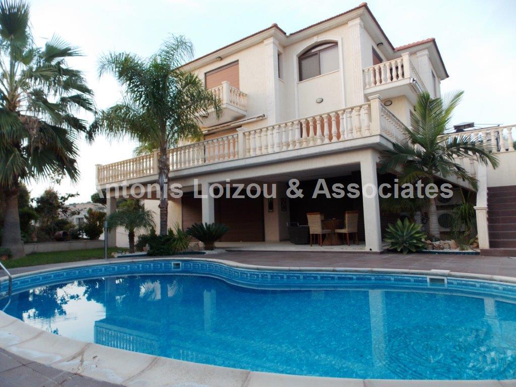 Villa in Limassol (Moutagiaka) for sale