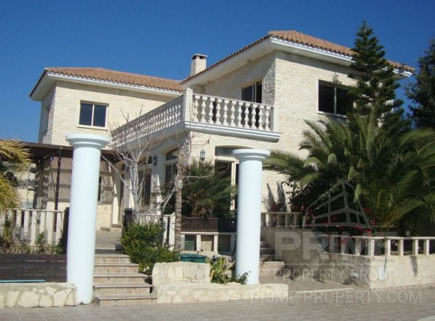 Villa in Limassol (Mouttagiaka) for sale