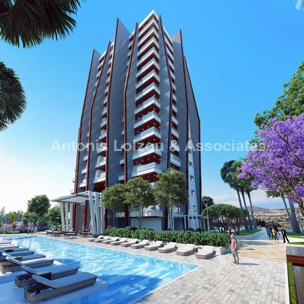 Luxurious Two Bedroom Apartment Near the Sea properties for sale in cyprus