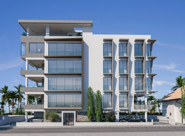 Sale of penthouse, 255 sq.m. in area: Municipal Gardens - properties for sale in cyprus