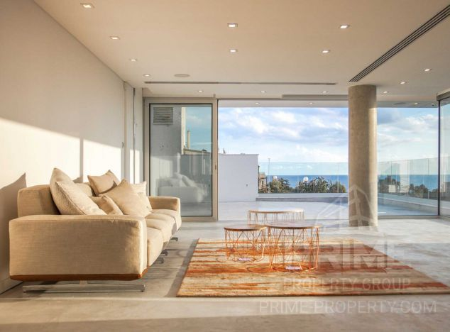 Sale of penthouse, 470 sq.m. in area: Municipal Gardens - properties for sale in cyprus