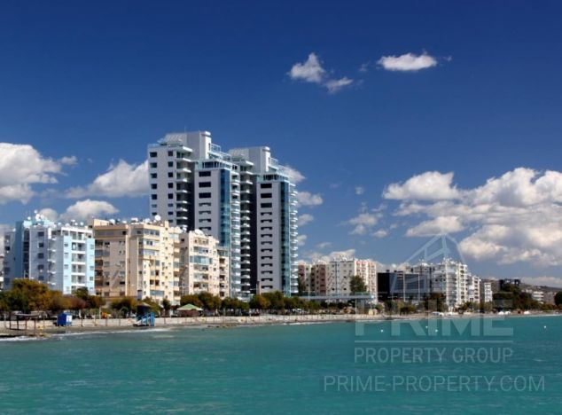 Garden Apartment in Limassol (Neapolis) for sale