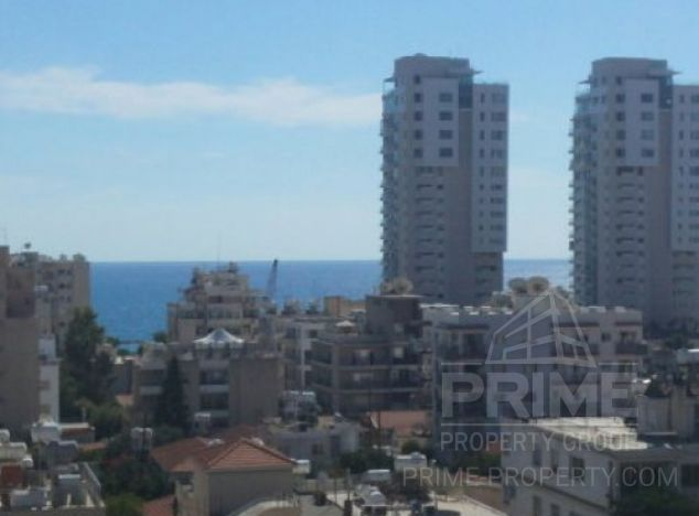 Penthouse in Limassol (Neapolis) for sale