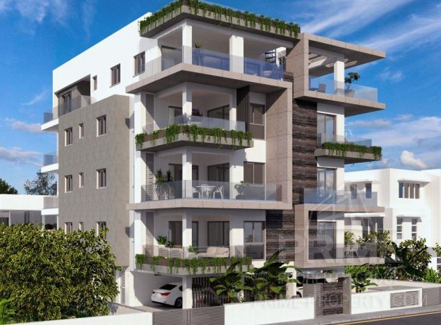 Sale of penthouse, 339 sq.m. in area: Neapolis -