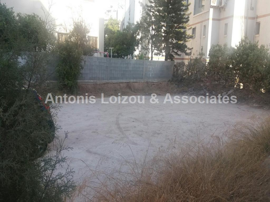Land in Limassol (Neapolis) for sale