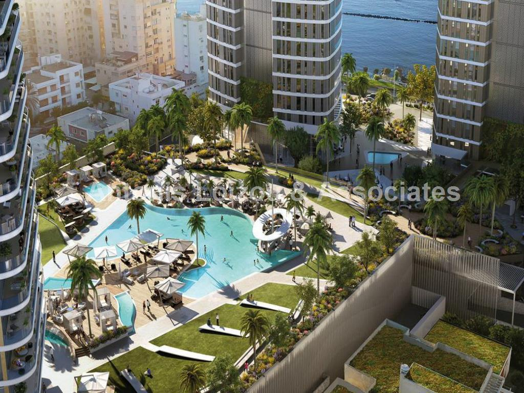 5 Bedroom Penthouse Apartment - Beach Front Limassol properties for sale in cyprus