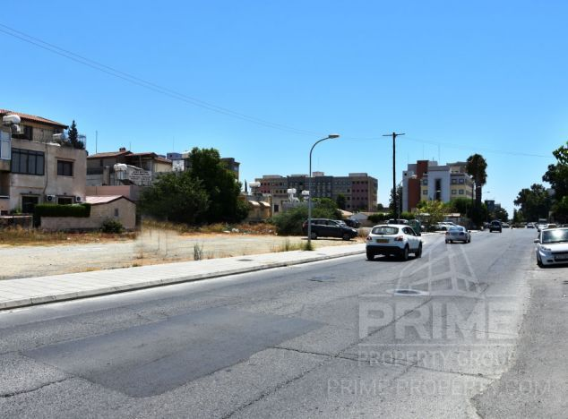Land in Limassol (New port) for sale