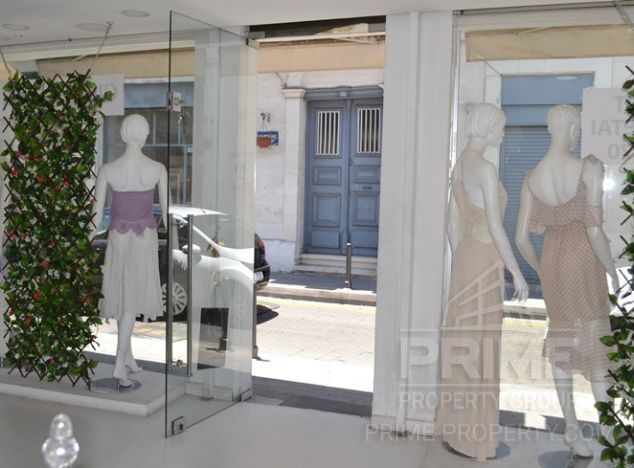 Sale of shop, 100 sq.m. in area: Old Town - properties for sale in cyprus