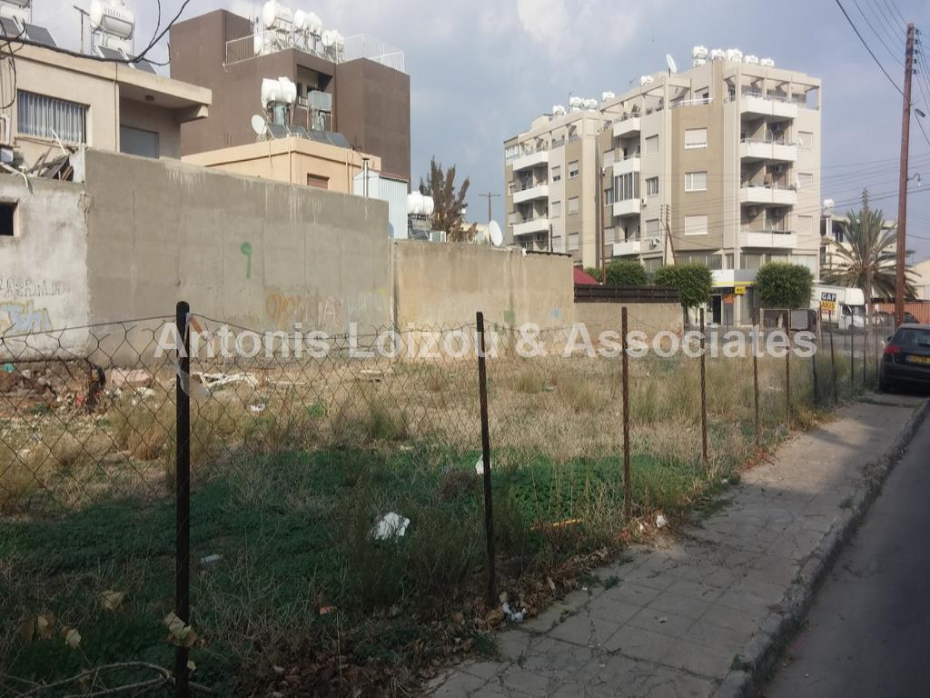 Land in Limassol (Omonia) for sale