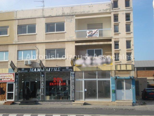 Shop in Limassol (Omonia) for sale