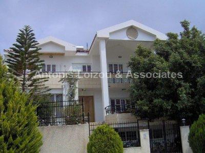 Villa in Limassol (Palodia) for sale