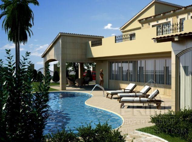 Sale of villa, 528 sq.m. in area: Paniotis -