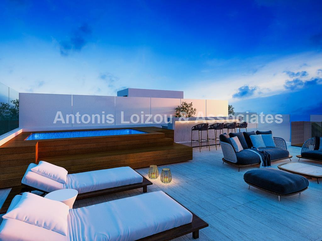 Penthouse Apartment with Roof Garden & Breathtaking Views properties for sale in cyprus