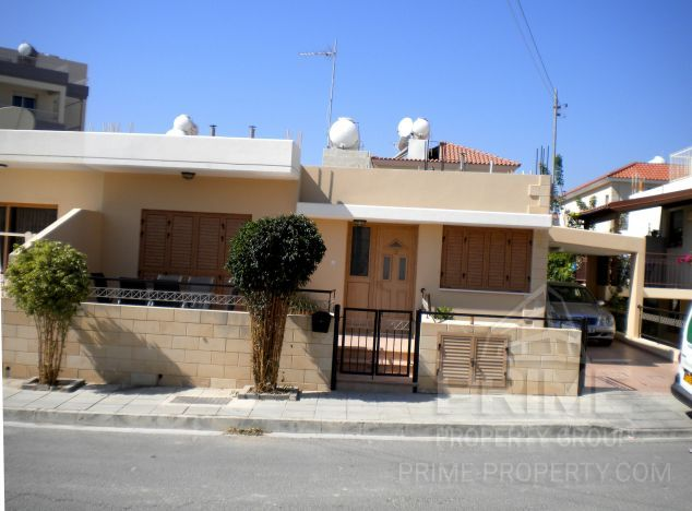 Bungalow in Limassol (Panthea) for sale