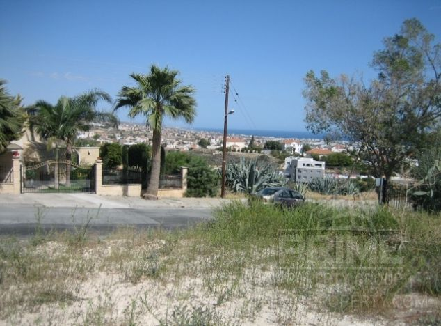 Land in Limassol (Panthea) for sale