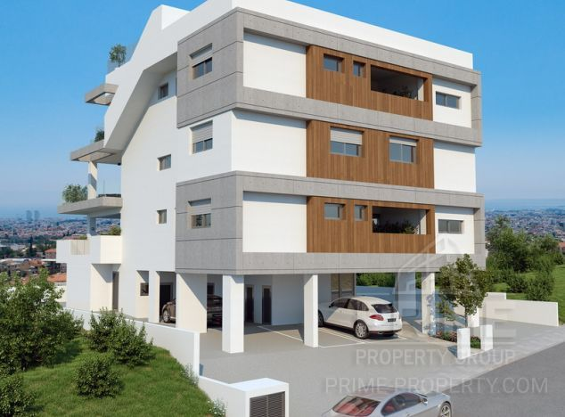 Apartment in Limassol (Panthea) for sale