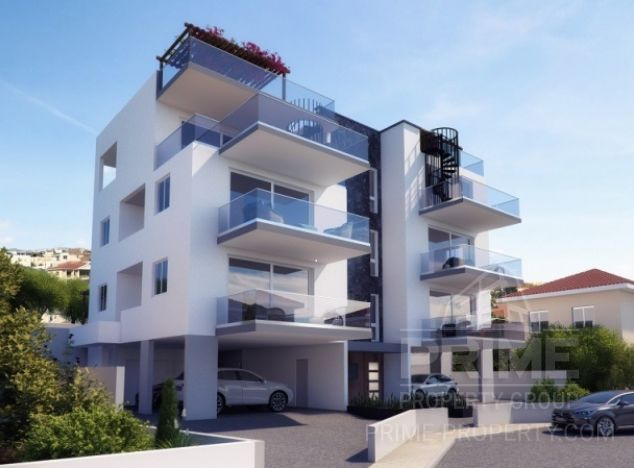 Sale of penthouse, 100 sq.m. in area: Panthea - properties for sale in cyprus