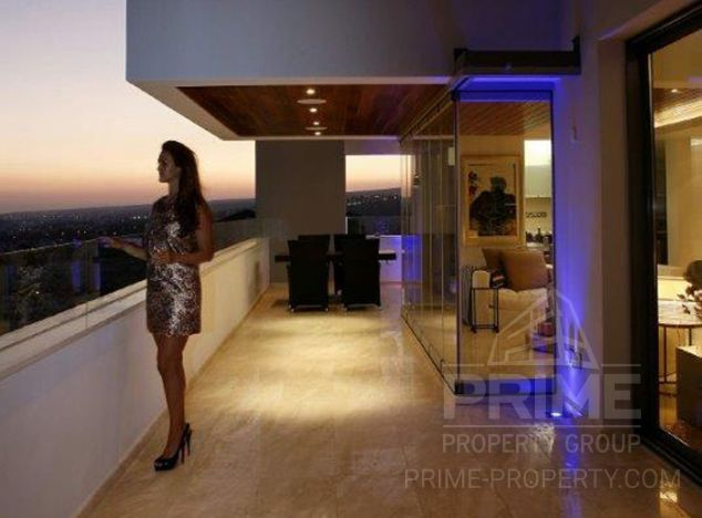Penthouse in Limassol (Panthea) for sale