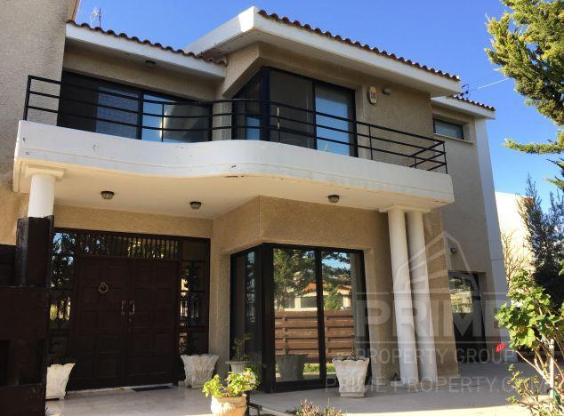 Villa in Limassol (Panthea) for sale