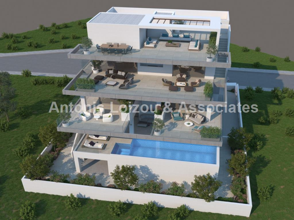 Three Bedroom Apartment with Swimming Pool properties for sale in cyprus