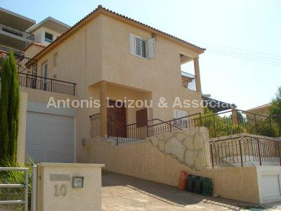 Detached House in Limassol (Panthea) for sale