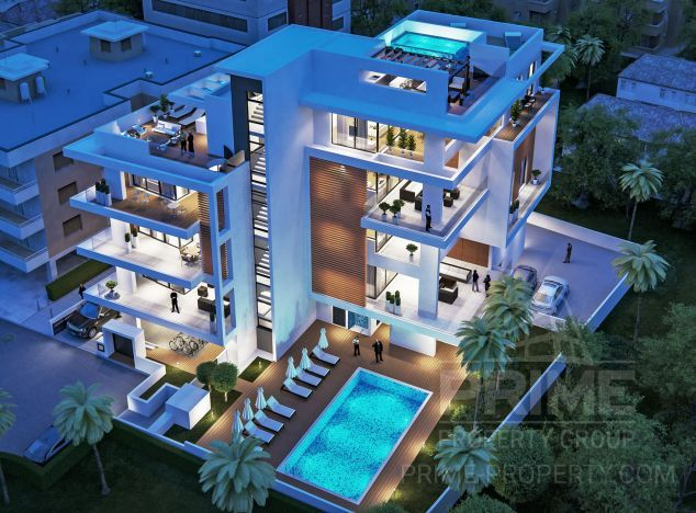 Sale of аpartment, 161 sq.m. in area: Papas - properties for sale in cyprus