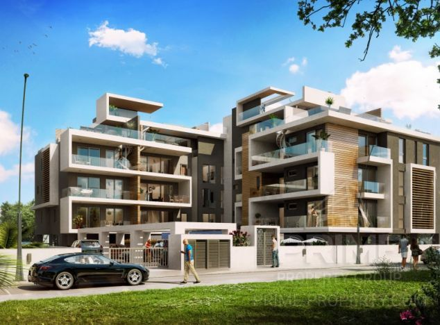 Sale of penthouse, 213 sq.m. in area: Papas - properties for sale in cyprus