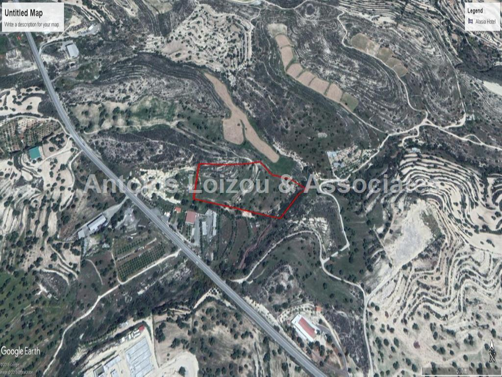 Building Plot in Paramytha properties for sale in cyprus