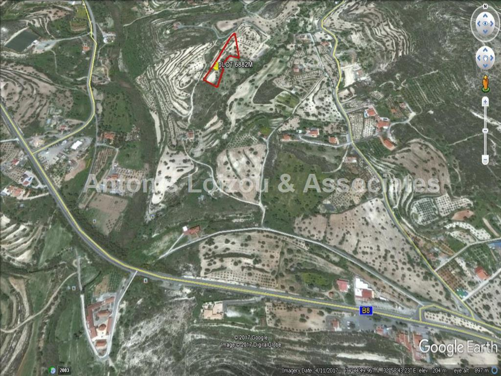 Field in Limassol (Paramytha) for sale