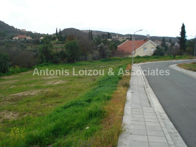 Land in Limassol (Paramytha) for sale