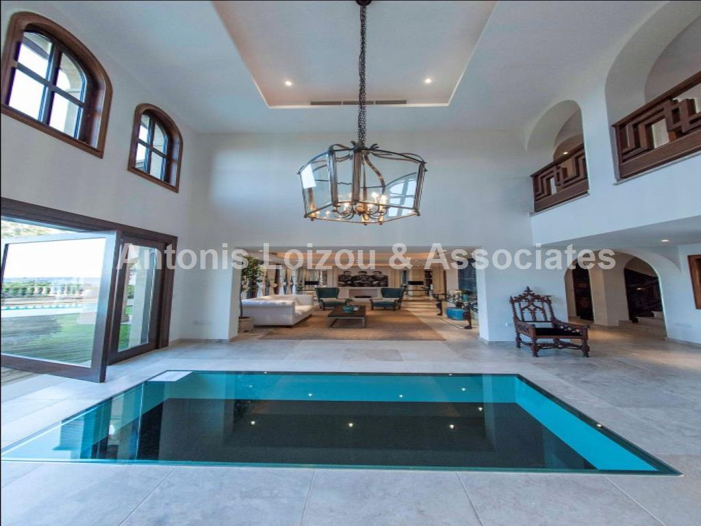 Five Bedroom Detached Beach Front Villa properties for sale in cyprus