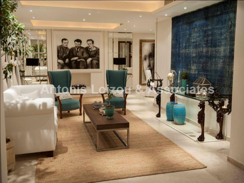 Five Bedroom Detached Beach Front Villa properties for sale in cyprus