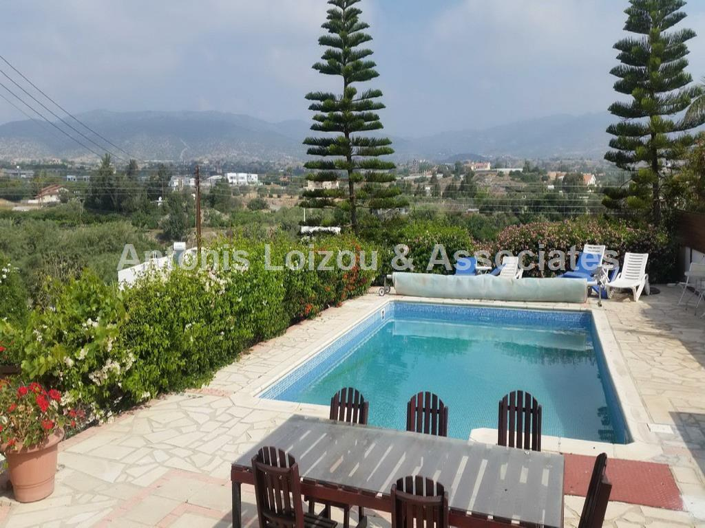 Three Bedroom House In Pareklishia properties for sale in cyprus
