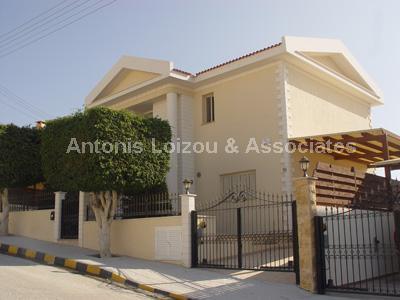 Villa in Limassol (Pareklisia) for sale