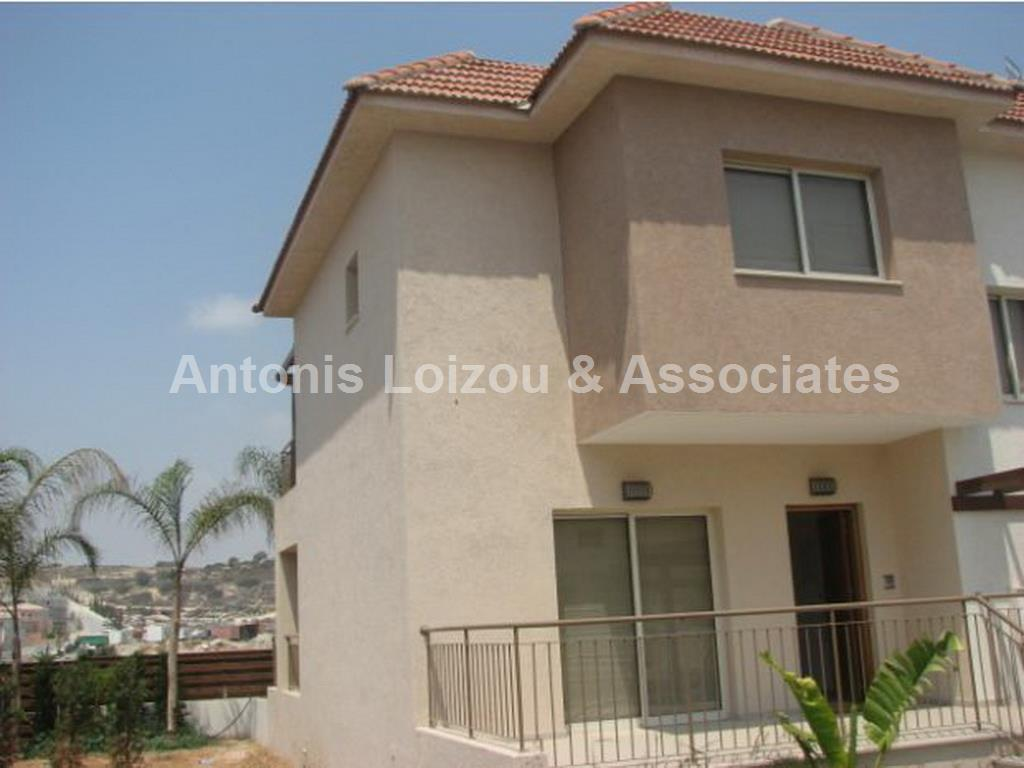 Semi detached Ho in Limassol (Pareklisia) for sale