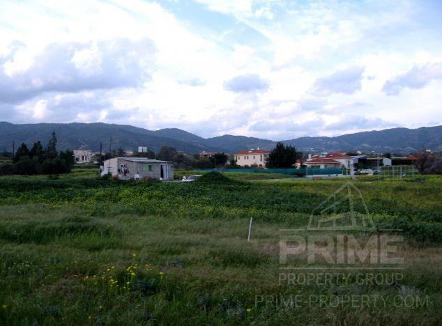 Land in Limassol (Pareklissia) for sale