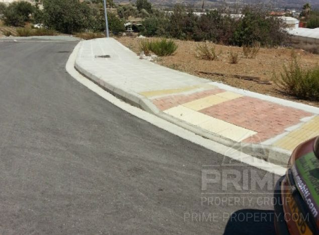 Land in Limassol (Pareklissia) for sale
