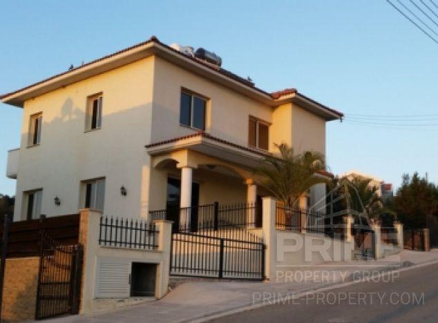 Villa in Limassol (Pareklissia) for sale