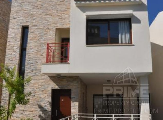 Townhouse in Limassol (Pascucci) for sale