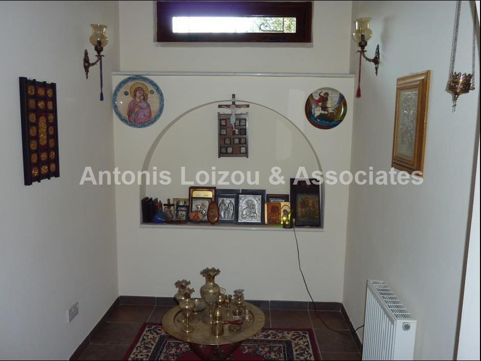 Three Bedroom Bungalow with Lower Floor One Bedroom Apartment in properties for sale in cyprus